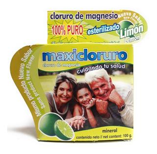 Maxicloruro De Magnesio 100g Sabores Envio Full