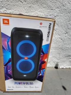 Jbl Party Box 100 - Acepto Mercado Pago ( Hay Stock!!! )