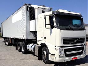 Volvo Fh 460 6x2 2013 / 2014
