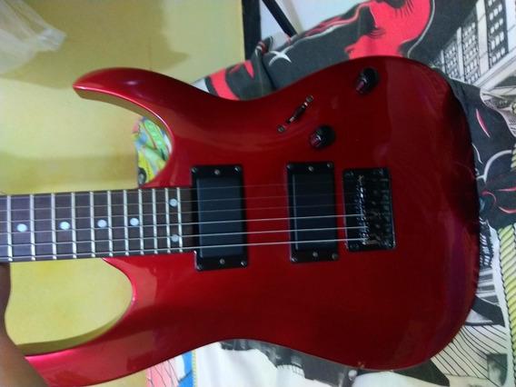 Guitarra Gio Ibanez Vermelha