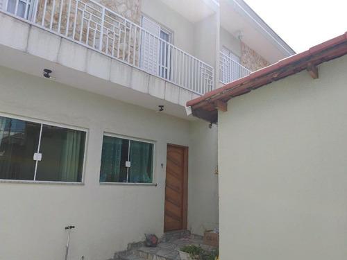 Sobrado Com 2 Dormitórios À Venda, 70 M² Por R$ 340.000,00 - Vila Brasil - São Paulo/sp - So2125