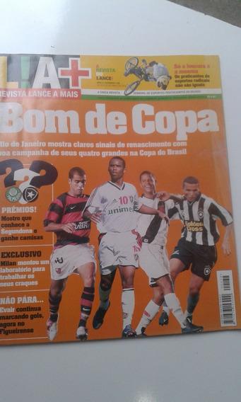 Revista - Lance A Mais 138 - Bom De Copa