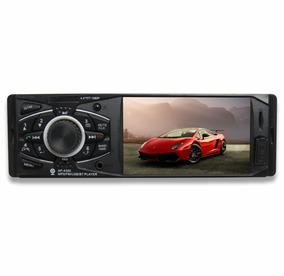 Rádio Mp5 Tela 4 Aguia Power Video 1080p Sd Mp3 Mp4 Mp5