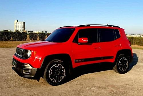 Jeep Renegade 2016 1.8 Longitude Flex Aut. 5p