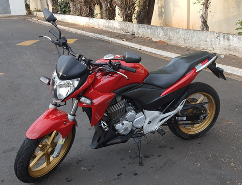 Imagem 1 de 4 de Honda  Cb 300 R