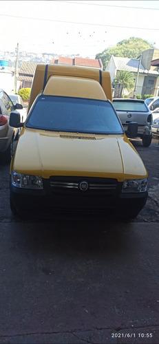 Imagem 1 de 4 de Fiat Fiorino 2009 1.3 Flex 4p