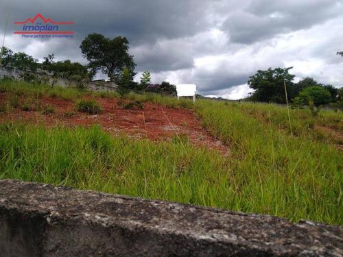 Terreno À Venda, 621 M² Por R$ 810.000,00 - Vila Loanda - Atibaia/sp - Te1744