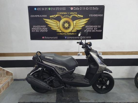 Yamaha Bws X 125 Mod 2017 Al Dia Traspaso Incluido