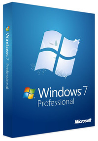 Windows 7 Professional Sp1 32+64bit Español Digital O Físico