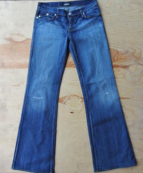 Pantalón Jeans Dama Marca Rock Republic Talla 28