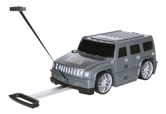 Maleta Montable Viaje Infantil Mochila Infantil Cars Mod:hum
