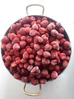 Frutillas Congeladas De La Patagonia