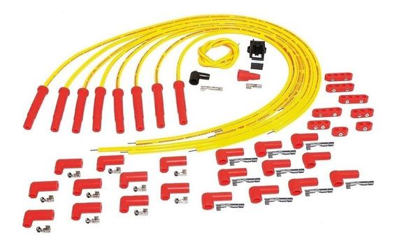 Cable De Bujia Racing Universal 8cil Yukkazo Ref Yr106