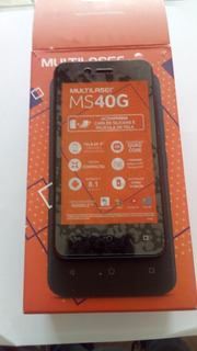 Smartphone Multilaser Ms40g, 8gb, 5mp, Tela 4 Novo Nota Fisc