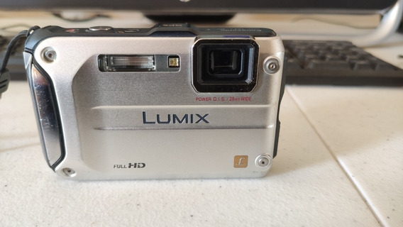 Camera Panasonic Dmc-ts3