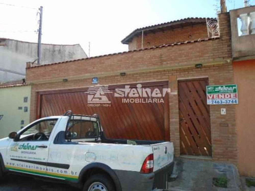 Imagem 1 de 16 de Venda Sobrado 3 Dormitórios Jardim Munhoz Guarulhos R$ 649.000,00 - 32802v