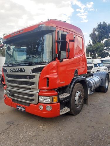 Imagem 1 de 6 de Scania  P360 Toco 4x2