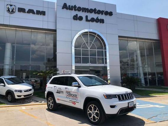Jeep Grand Cherokee Limited Lujo V6 2019