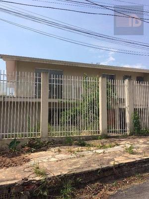 Casa À Venda, 3 Suítes - 216m² Por R$ 550.000 - Rua Colibri, 35 - Tingui - Curitiba/pr - Oportunidade - Ca0095