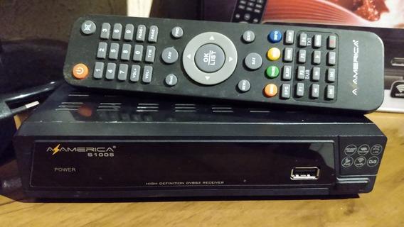 Receptor De Tv Digital Usado Funcionando