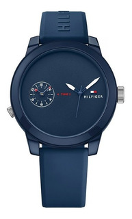 Reloj Tommy Silicona Caballero 1791325 100% Original