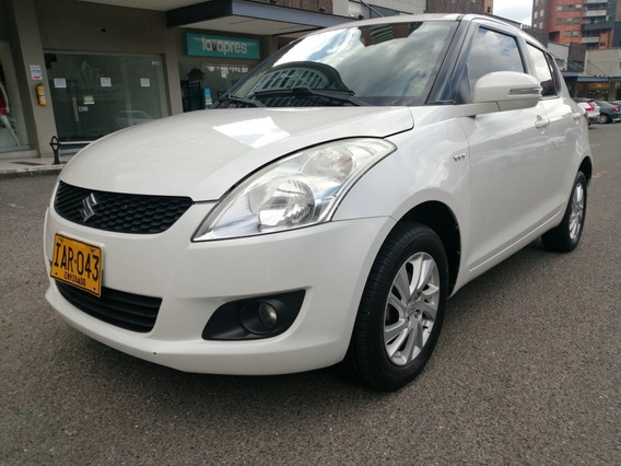 Suzuki Swift 1.2 Mt 2015
