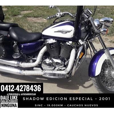 Honda Shadow Edición Espec