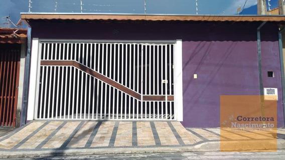 Casa Com 2 Dormitórios À Venda, 112 M² Por R$ 380.000,00 - Jardim Altos De Santana Ii - Jacareí/sp - Ca1400