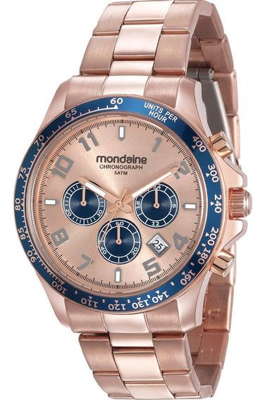 Relógio Mondaine Feminino Chronograph 78754lpmvrs1