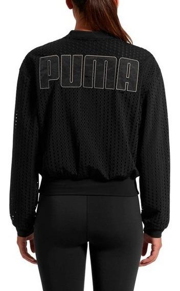 Jaqueta Puma Luxe Jacket Feminina - Original 517082