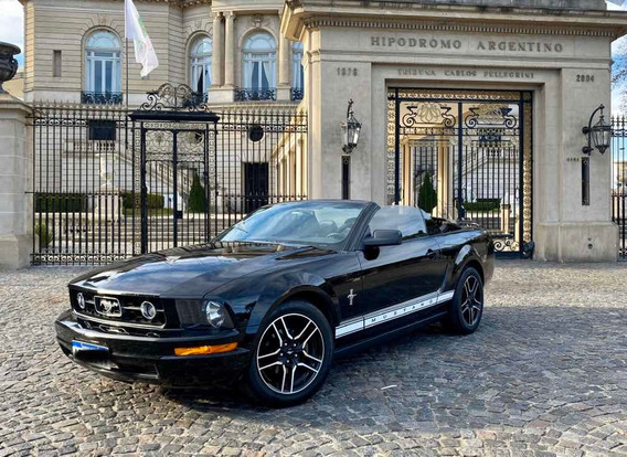 Ford Mustang V6 4.0 Convertible