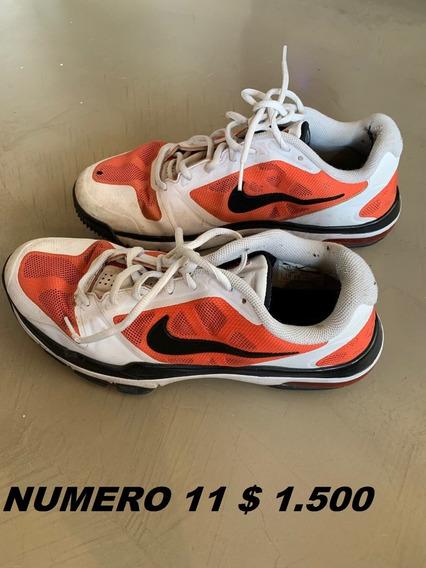 Zapatillas Nike Uasadas Made In Usa!!!!!!!!!!!!!