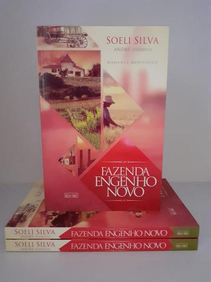 Livro Espirita, Romance, Fazenda Engenho Novo