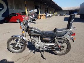 Moto Yamaha 125 Vmen