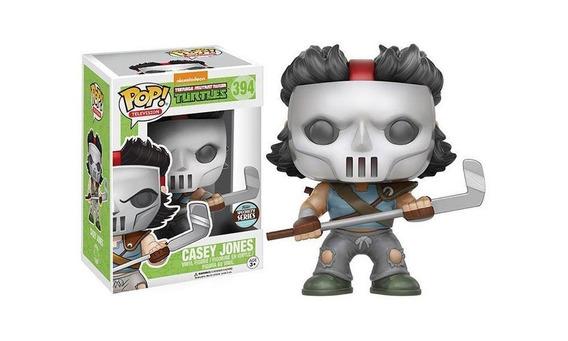 Pop! Funko Teenage Mutant Tartarugas Ninja / Casey Jones