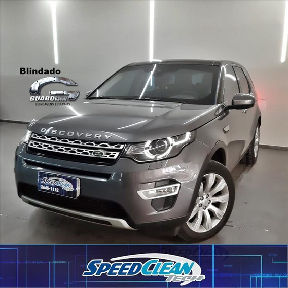 Land Rover Discovery Sport 2.2 16v Sd4 Turbo Diesel Hse Luxu