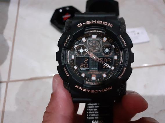 Relógio G Shock Ga100/ Gbx