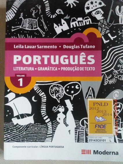 Portugues Literatura Gramatica Produçao De Texto 1