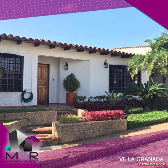 Casa En Venta En Puerto Ordaz Las Granadinas M&r- 191