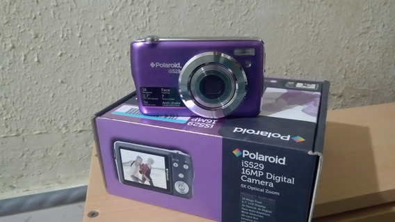 Camera Digital Polaroid Is529