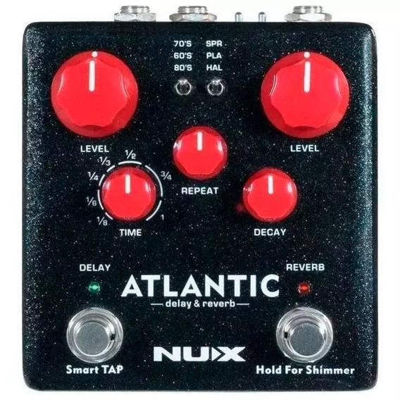Pedal Nux Atlantic Ndr-5 Delay, Reverb E Shimmer Original