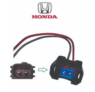 Conector Chicote Plug Do Bico Injetor Honda Civic Fit Crv