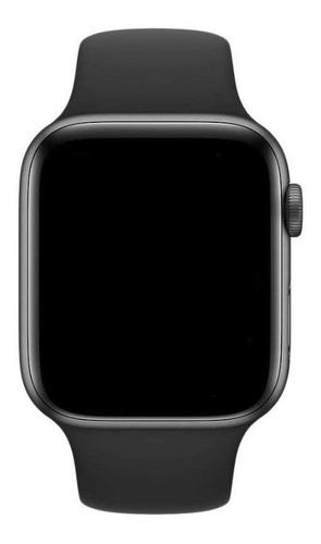 Novo Iwo Max Série 4 Com 12 Faces Preto Relógio Smartwatch