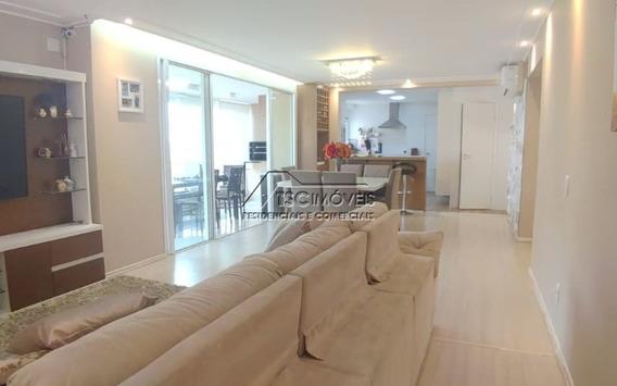 Apartamento 03 Dormitorios 02 Suites 02 Vagas 110m2 No Paulistano