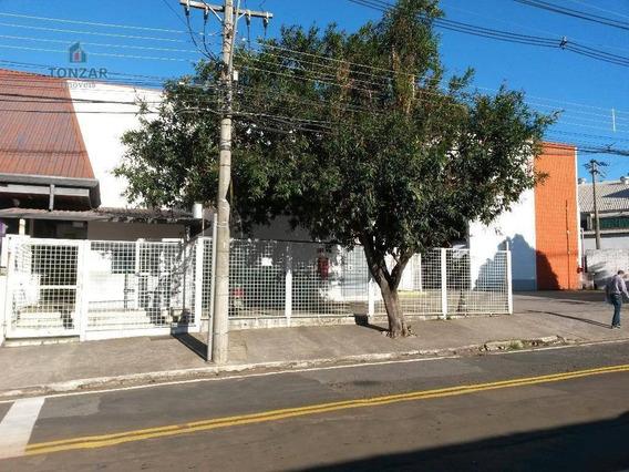 Galpão Para Locação, Jardim Santa Genebra, Campinas. 4.500 M² - Ga0467