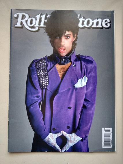 Revista Em Inglês Rolling Stone 22 Prince Chris Evans C086