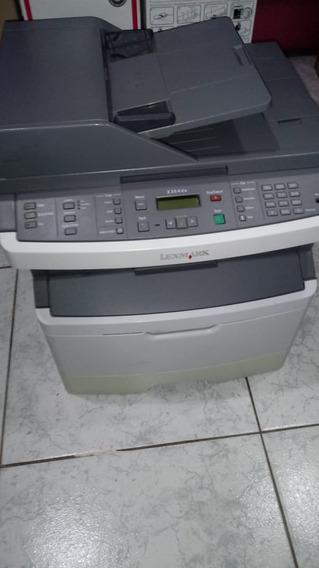 Impressora Multifuncional Lex Mark X364 Dn -duplex- Toner
