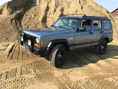 Jeep Cherokee Cherokee Sport 2.5-116 D