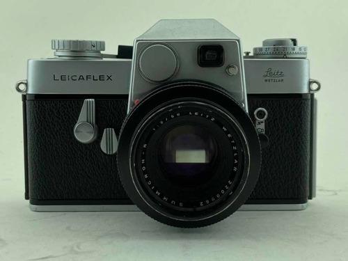 Leica Flex + Summicron 50mm F/2 Impecable Estado