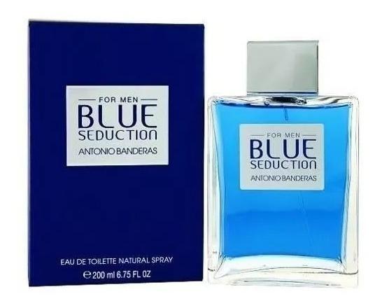 Perfume Blue Seduction Men 200ml Frete Grátis Nota Fiscal.